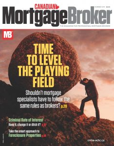 Canadian Mortgage Broker Magazine Summer 2017